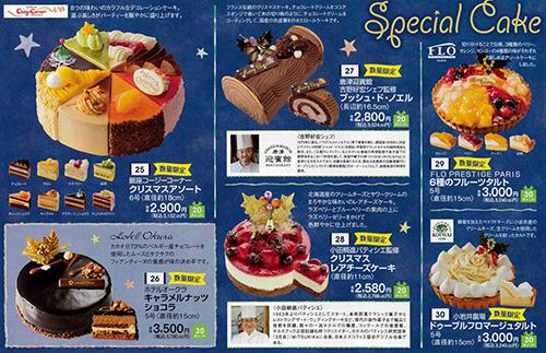 スペシャルケーキ フレッセイ