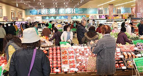 フレッセイ倉賀野西店 リニューアル