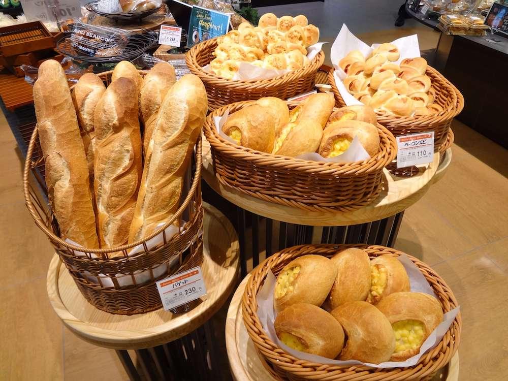 フレッセイ笠懸店 パン